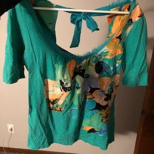Anthropologie shirt - Akemi + Kin brand